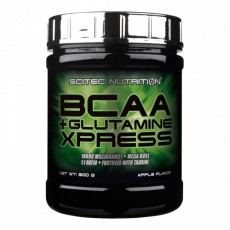 BCAAS + GLUTAMINE POWDER (550G)